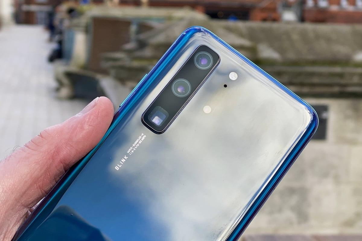Huawei P40 prototipo