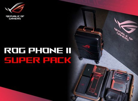 asus rog phone 2 superpack