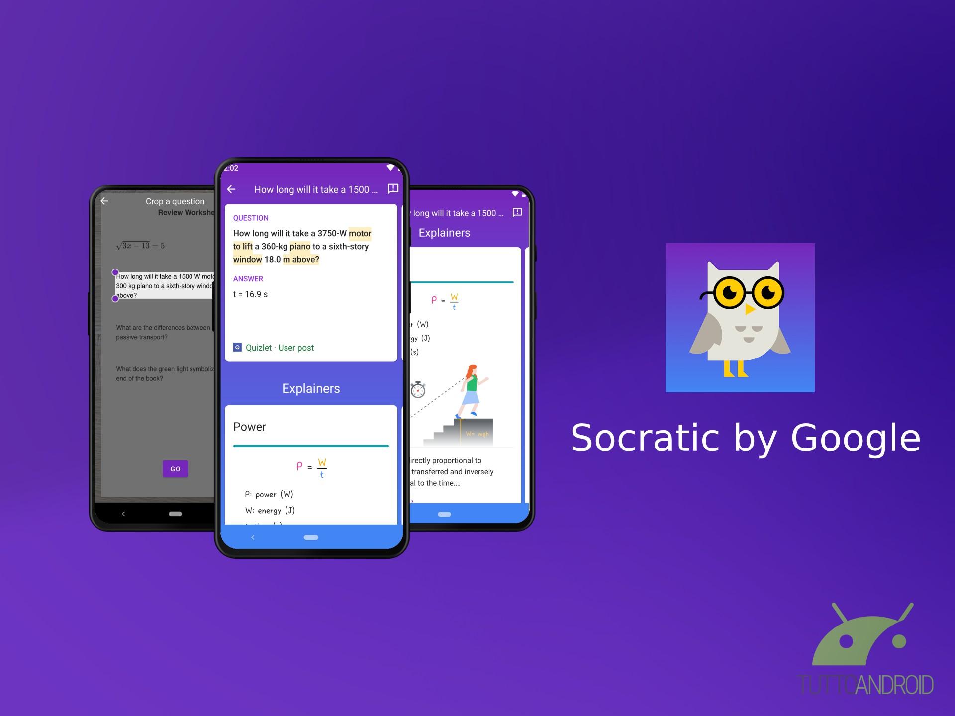Google ha appena pubblicato una nuova app sul Play Store: ec