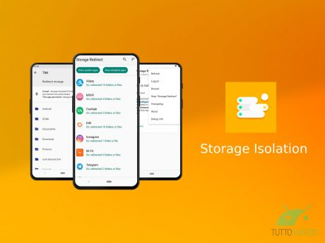 Storage Isolation