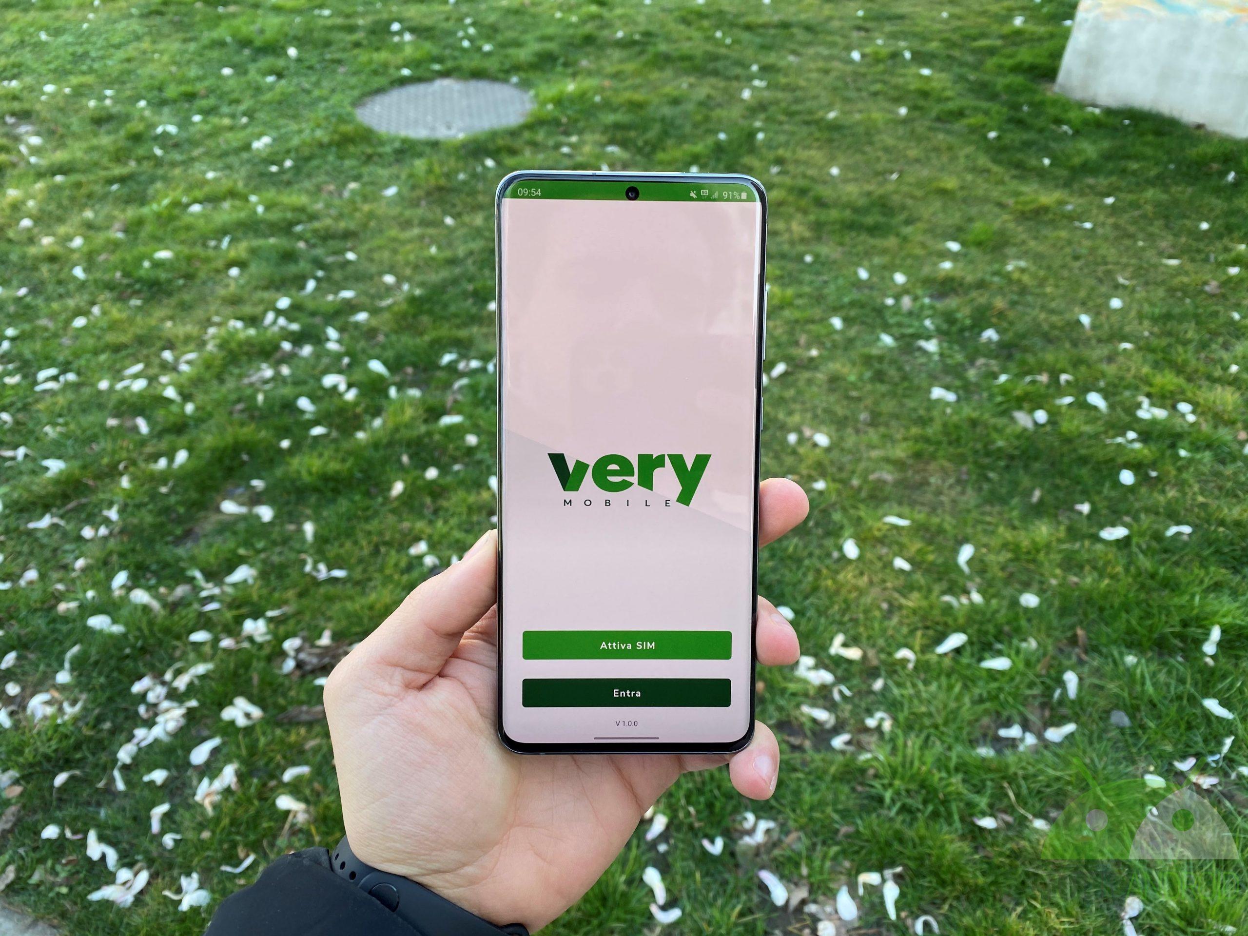 Se volete passare a Very Mobile c'è una cosa che dovete sape