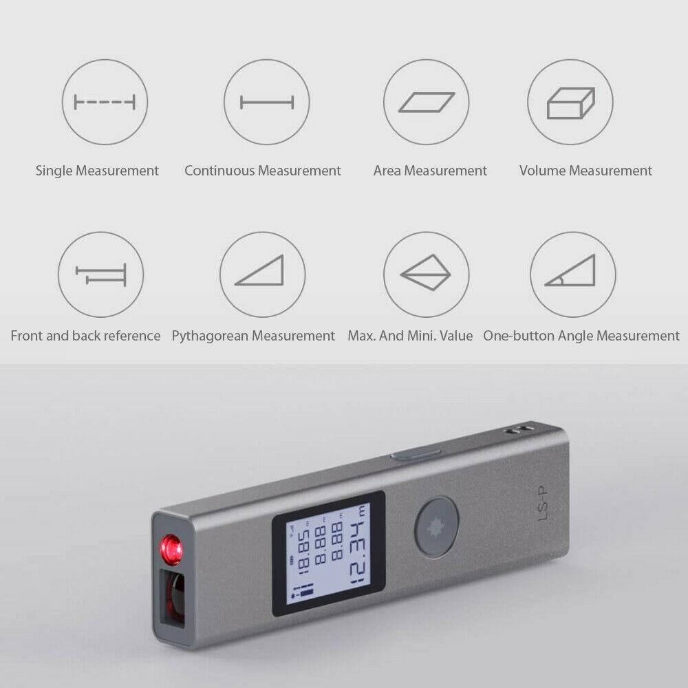 Funzioni telemetro Xiaomi Duka