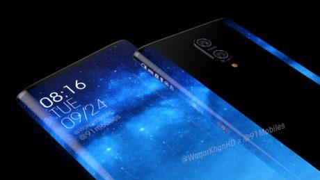 Xiaomi Mi MIX 4 concept