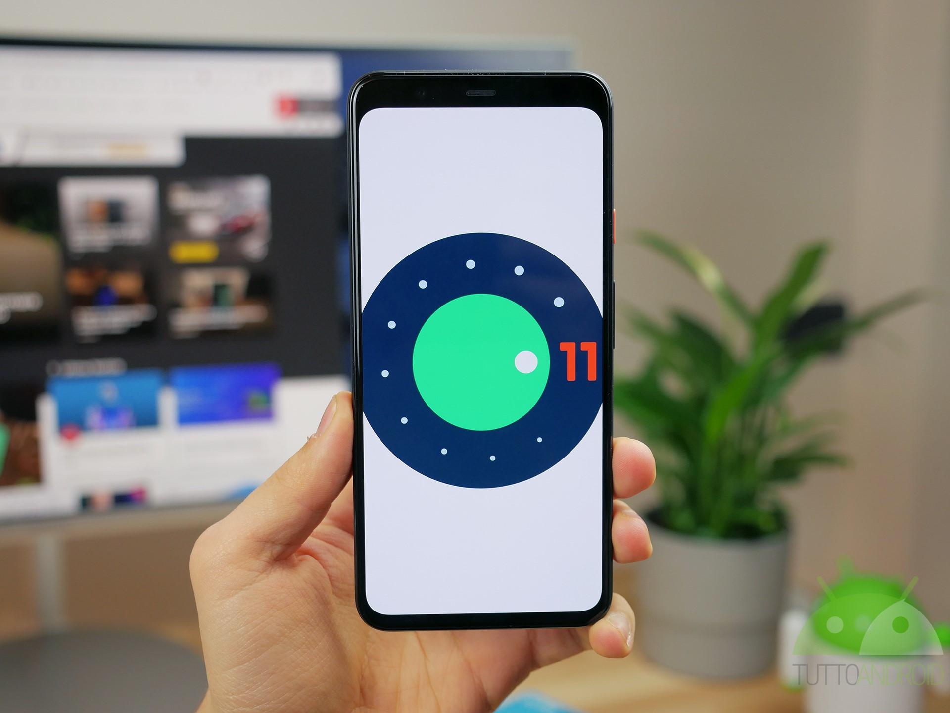 Il multitasking di Android 11 sembra essere colpito da un singolare bug