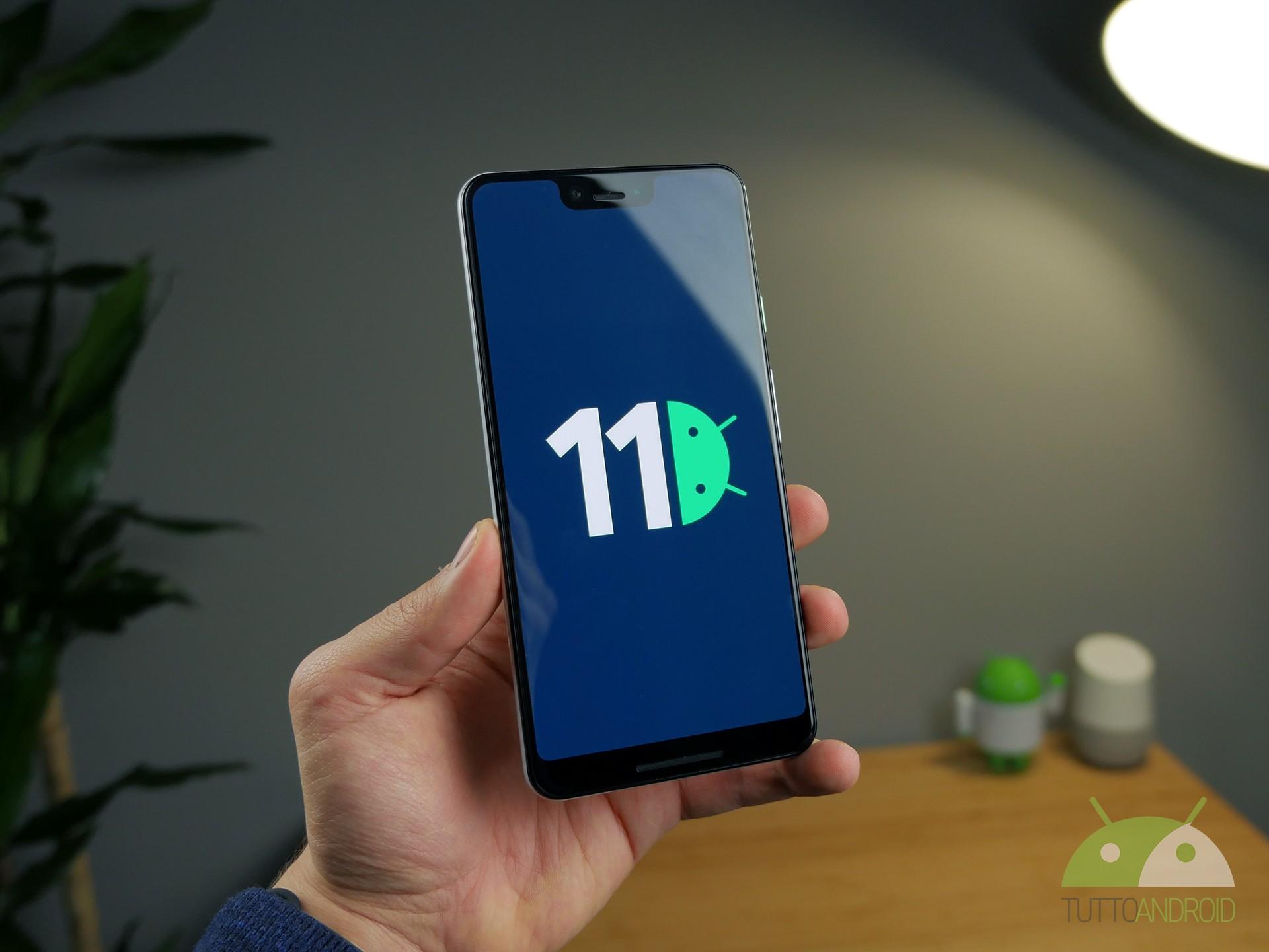 Ecco il nuovo sistema degli screenshot di Android 11