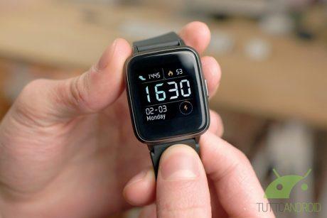 Haylou smartwatch ls01