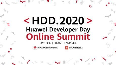 huawei developer day 2020