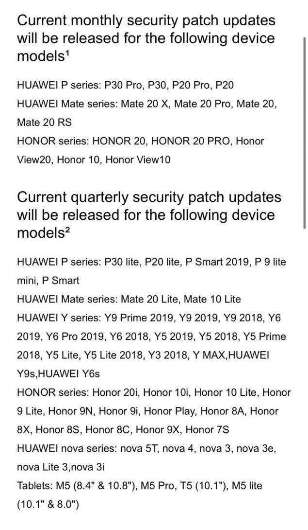 huawei mate 10 lite pro porsche design patch di sicurezza mensili