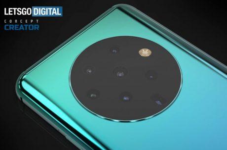 oppo smartphone brevetto fotocamera