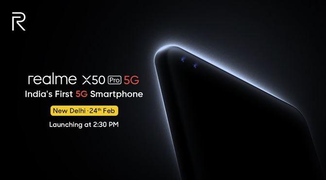 Realme X50 Pro promette di fare grandi cose: appuntamento pe