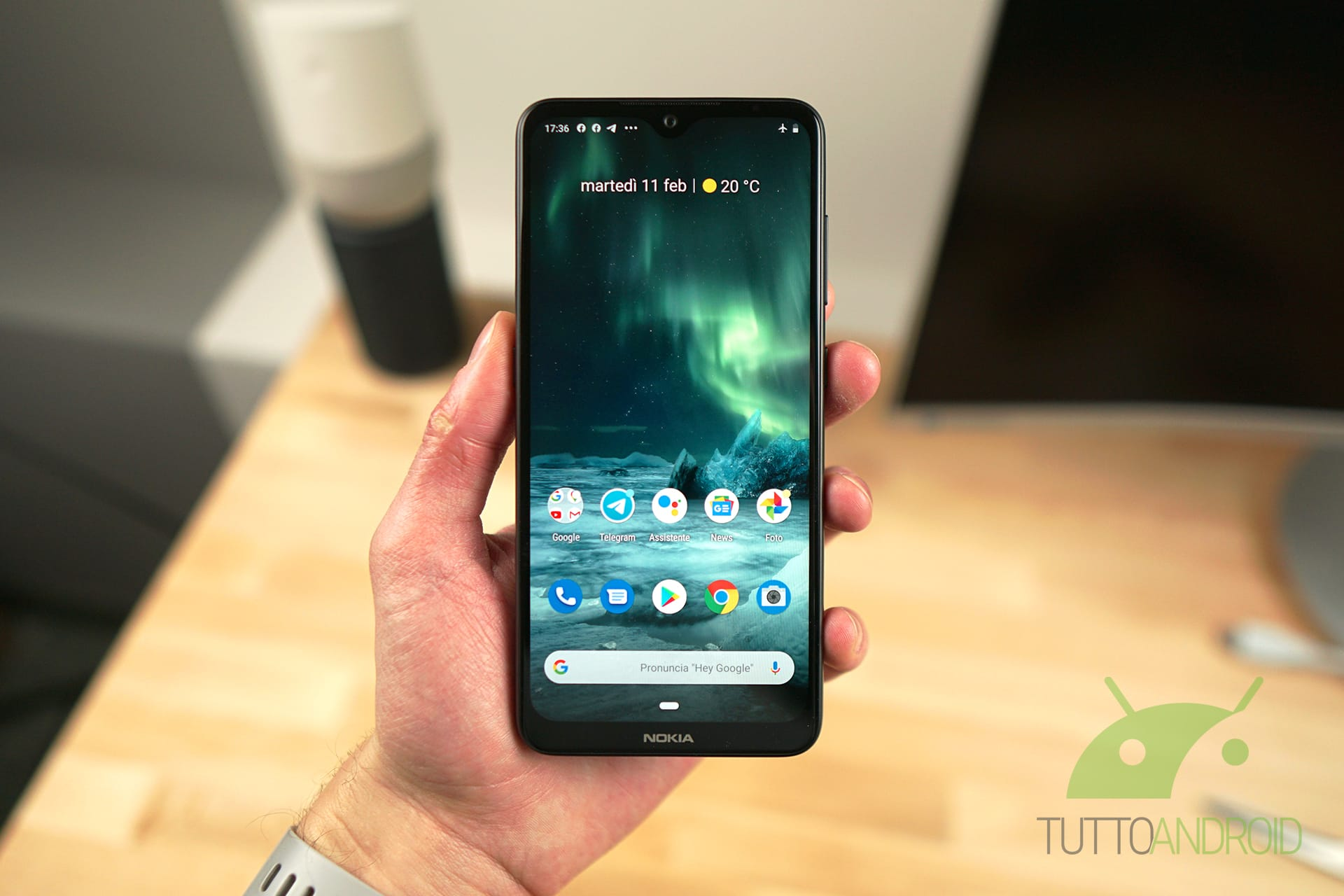 مراجعة Nokia 7.2: بناء ممتاز ، ناقص الباقي 1