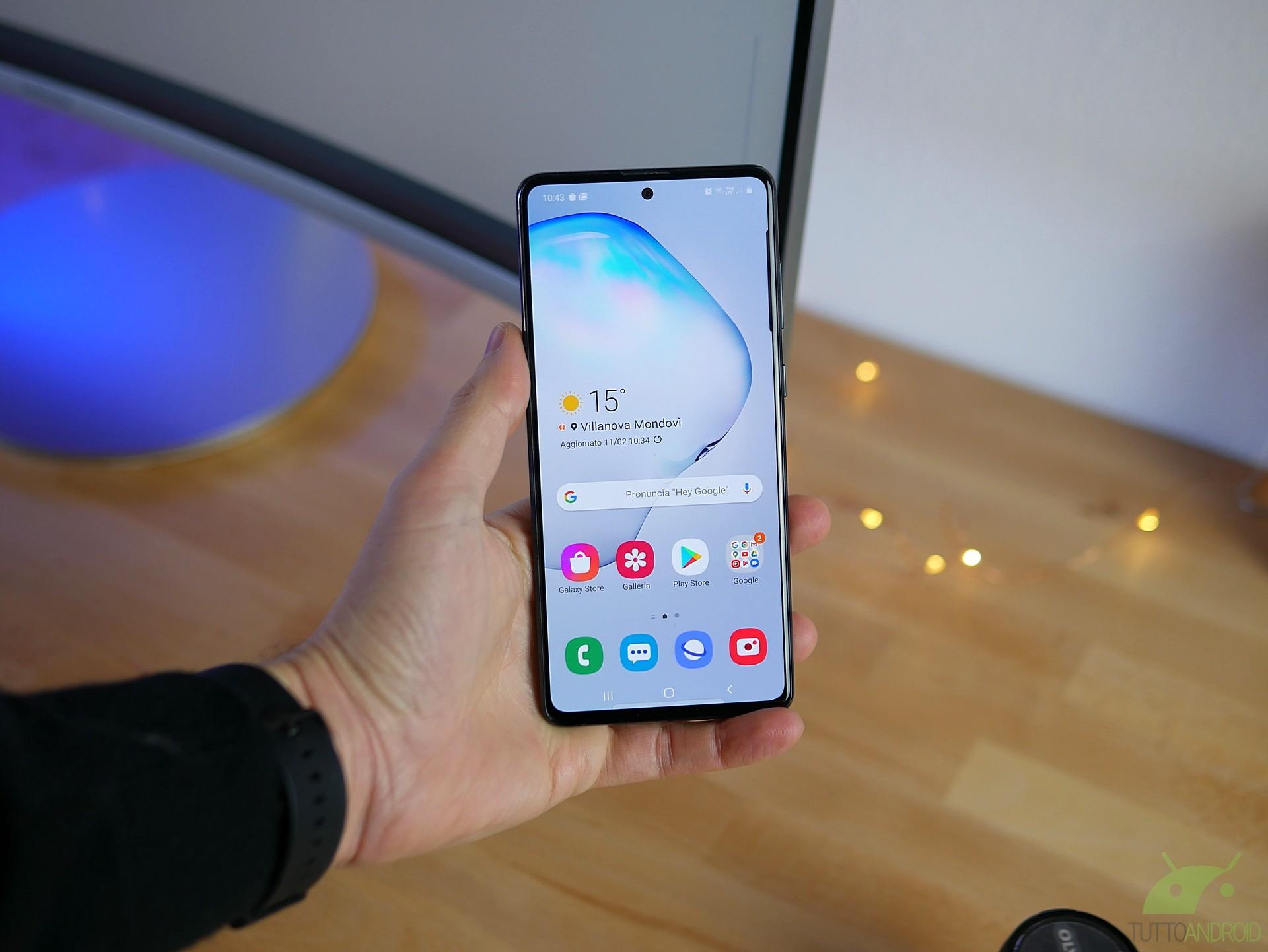 Samsung potrebbe rilasciare tre anni di update Android anche per device Galaxy A