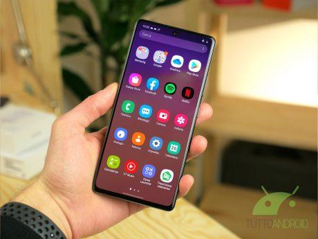 Samsung Galaxy S10 Lite OneUI