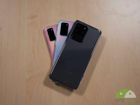 Samsung Galaxy S20, S20+, S20 Ultra 5G