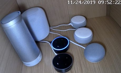 smart speaker test