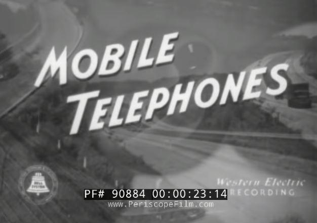 Ecco come funzionava la telefonia mobile ottanta anni fa