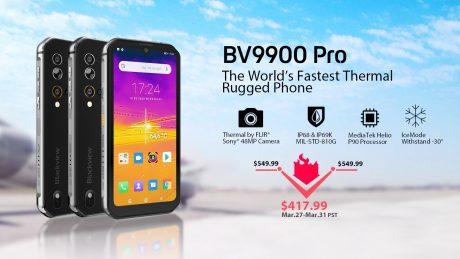 Blackviev BV9900 Pro