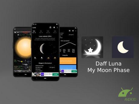 Daff Luna My Moon Phase