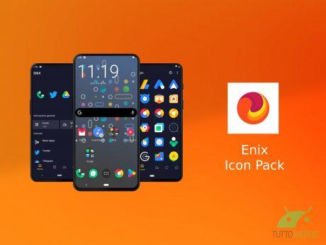 Enix icon pack