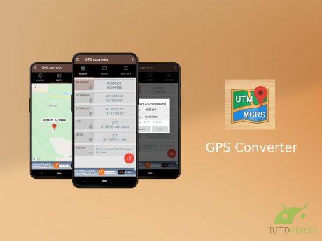 GPS Converter