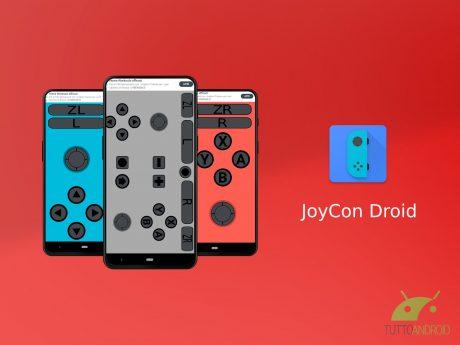 JoyCon Droid