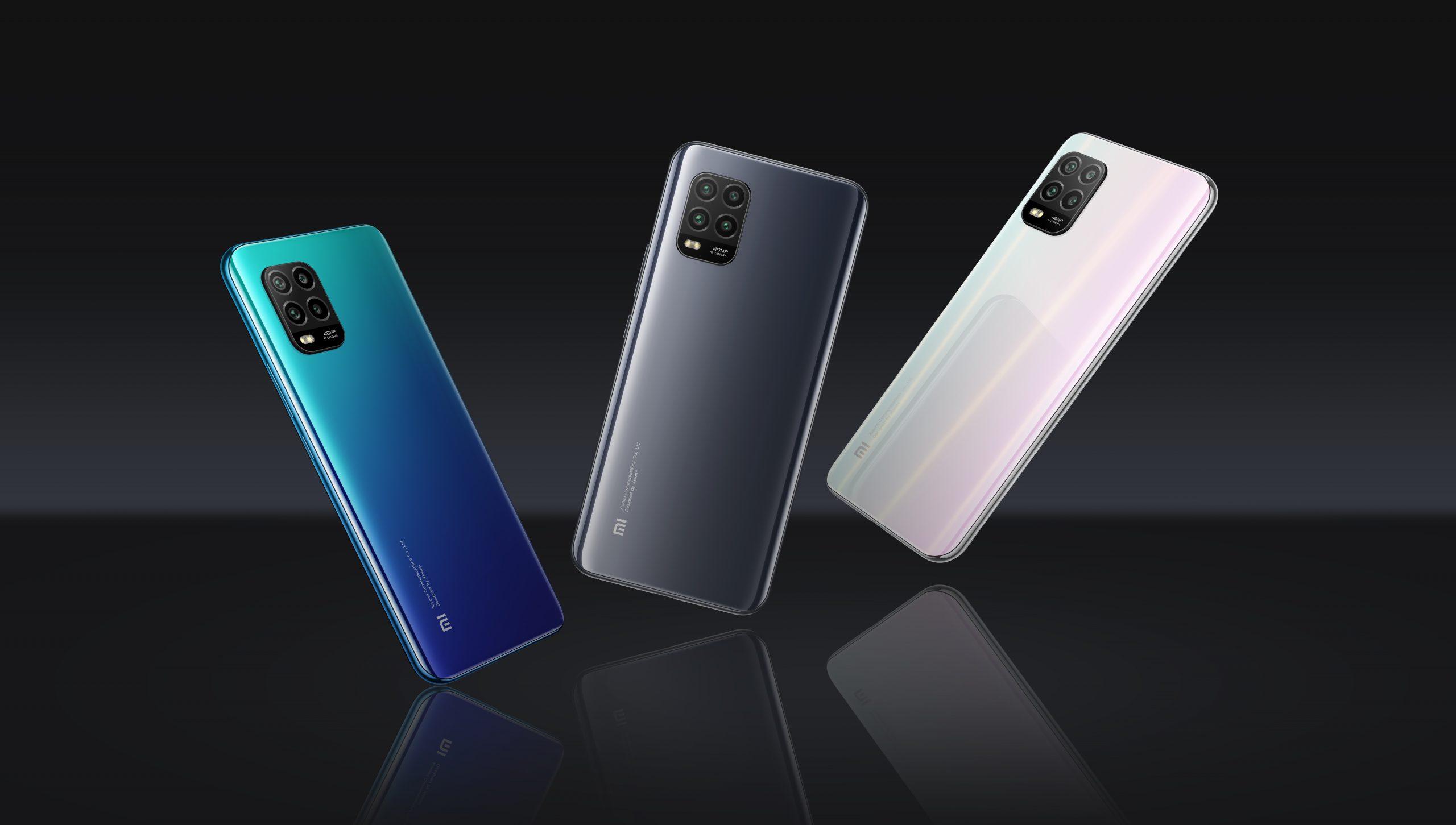 Xiaomi Mi 10 Lite 5G e Mi Note 10 Lite arrivano in Italia co