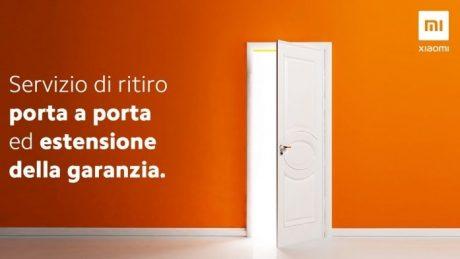 Ritiro porta a porta Xiaomi