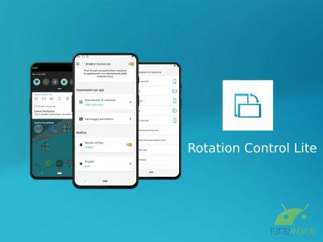 Rotation Control Lite
