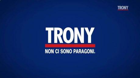 Trony Logo scuro