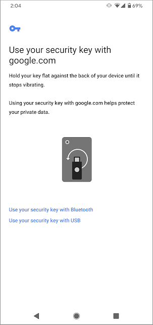 Google sicurezza