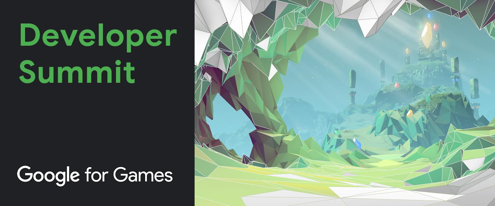 Google Games Developer Summit 2020