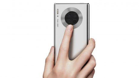 huawei mate 40 controlli touch fotocamera posteriore