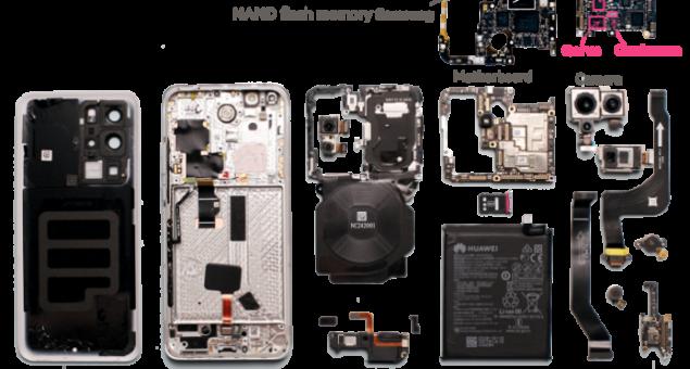 huawei p40 componenti americani ban vendita smartphone