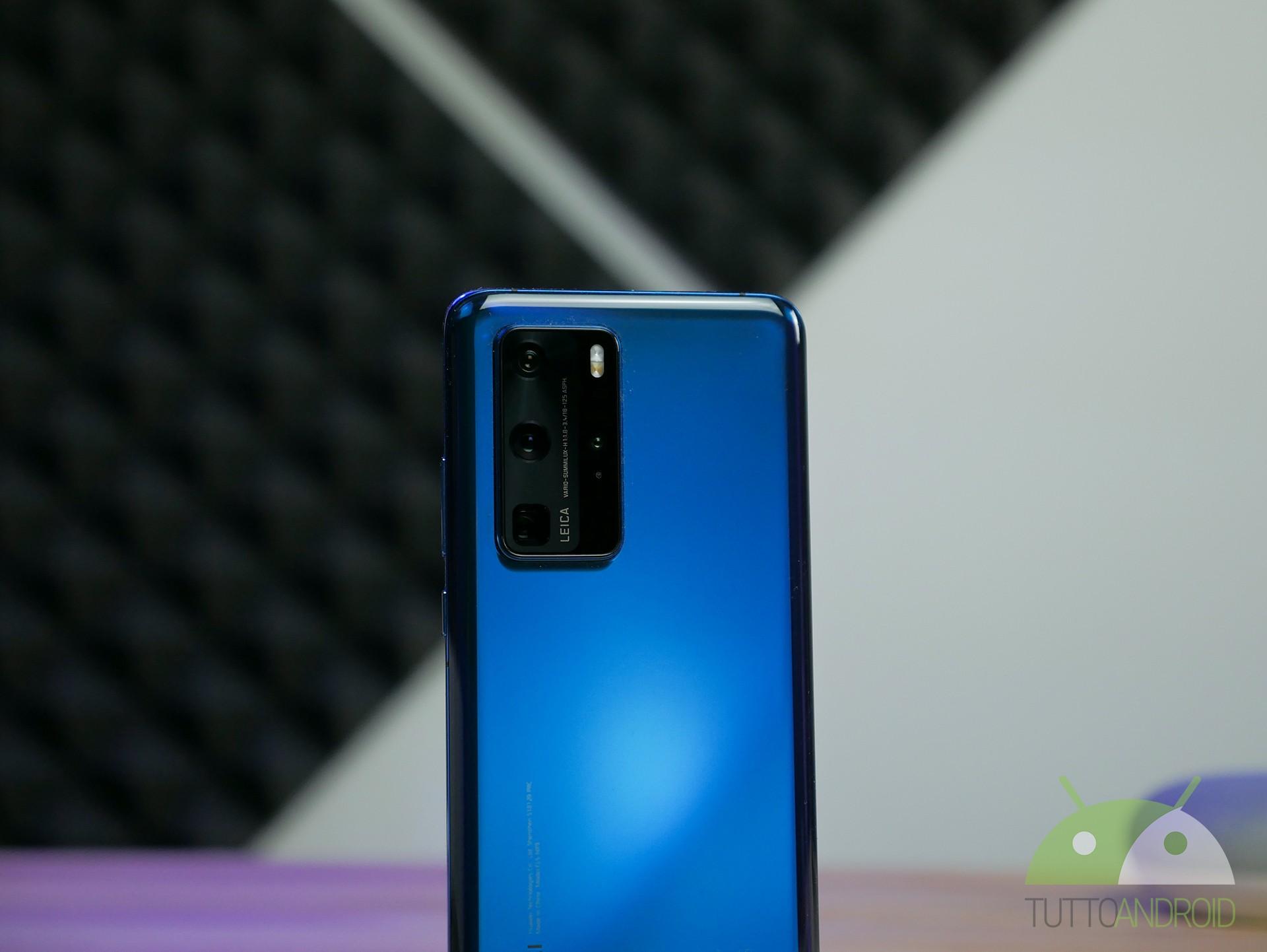 Le fotocamere di Huawei P40 Pro fanno segnare due nuovi reco