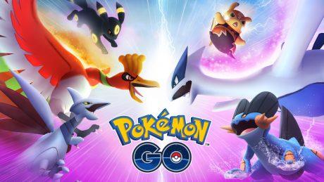 Lega Lotte Pokémon Go