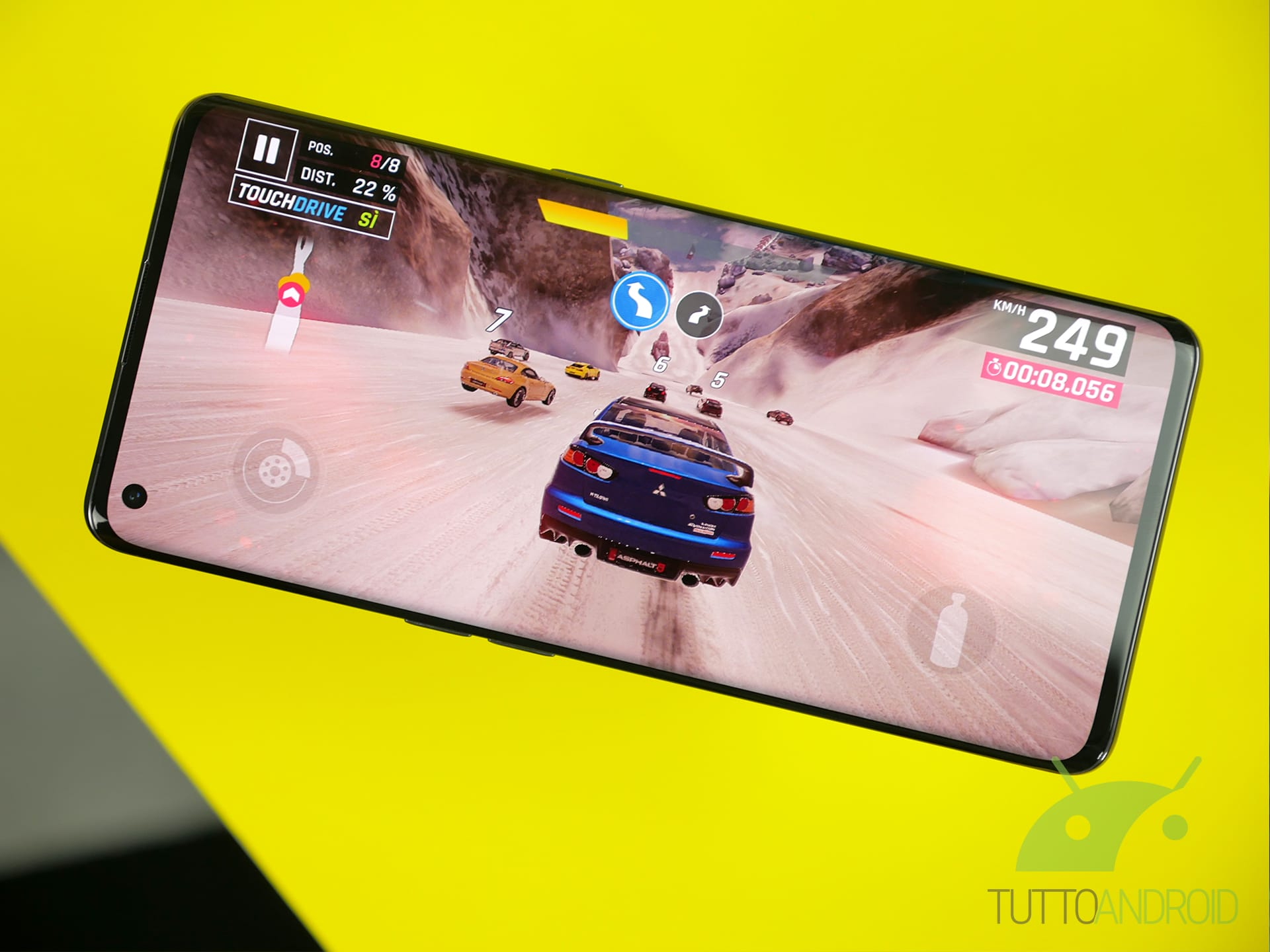 Recensione OPPO Find X2 Pro gameplay