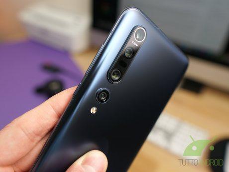 Recensione Xiaomi Mi 10 Pro fotocamera