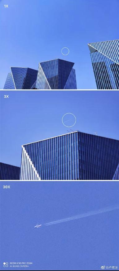 redmi k30 pro sample fotocamera zoom 30x