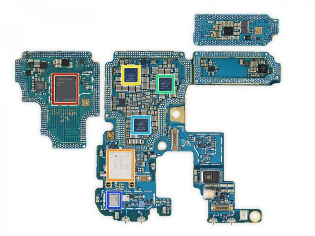 samsung galaxy s20 ultra 5g ifixit teardown