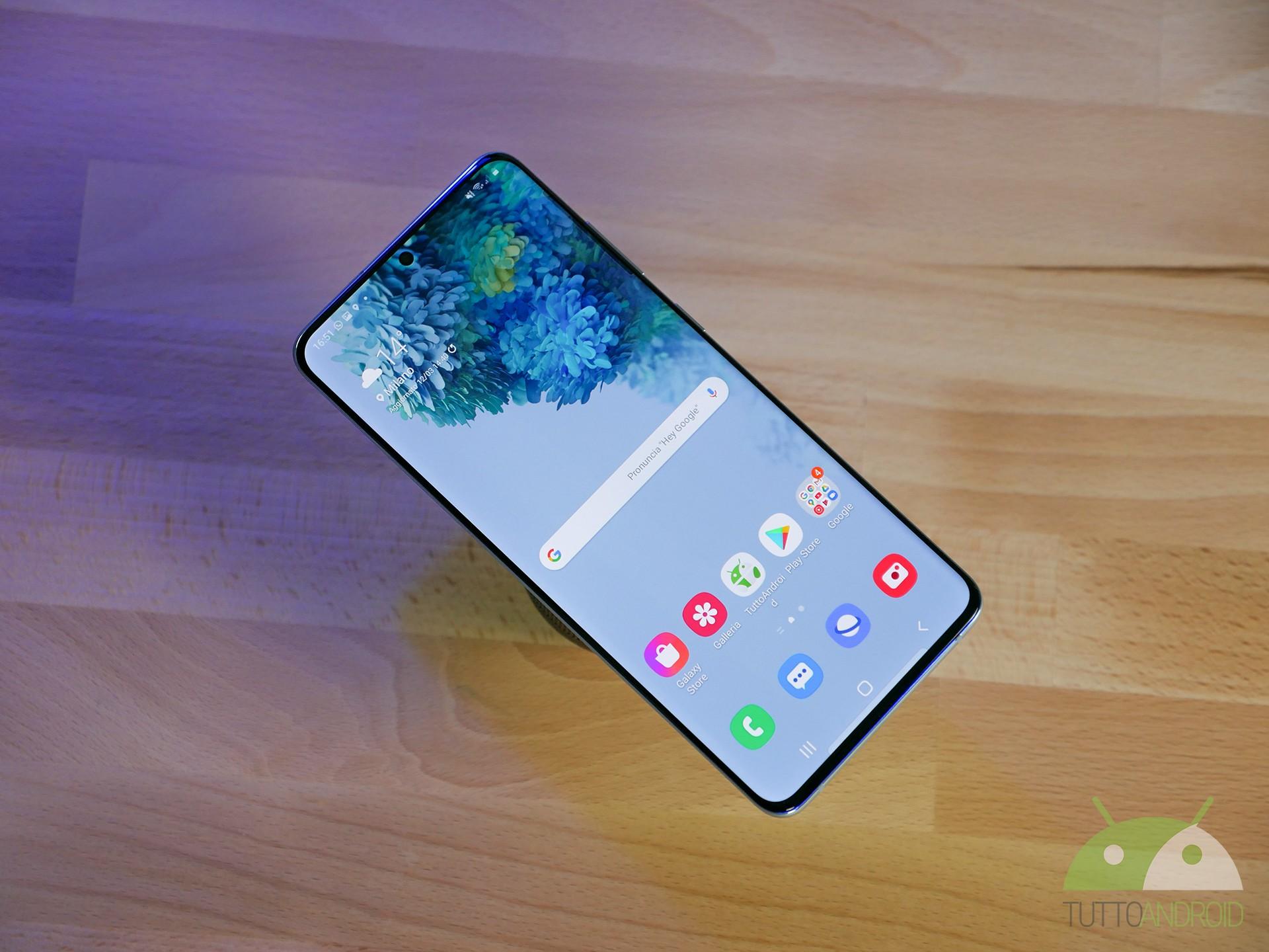 Samsung Galaxy S20 con Snapdragon 865 è migliore? Forse sì