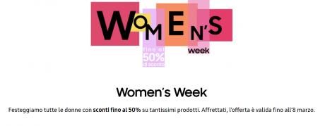samsung women's week