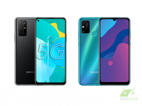 honor 30S honor 9a