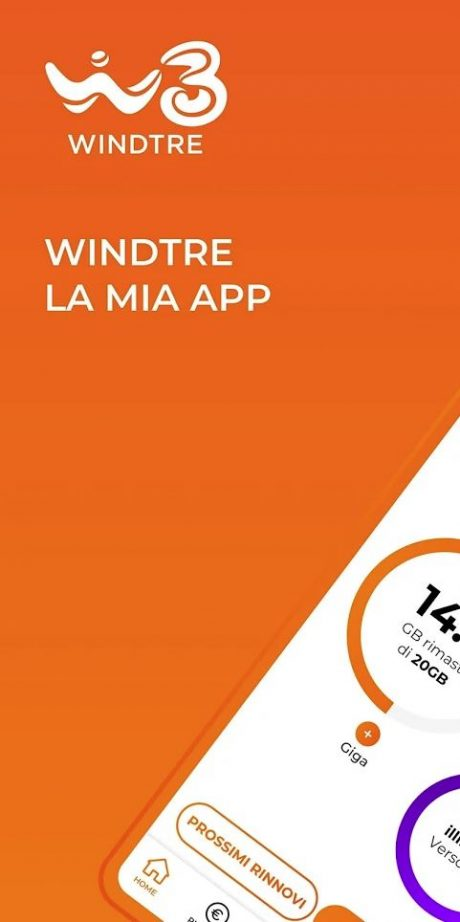 windtre winday 16 marzo 2020 giga international