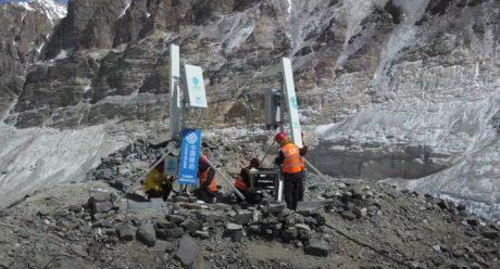 5G Monte Everest