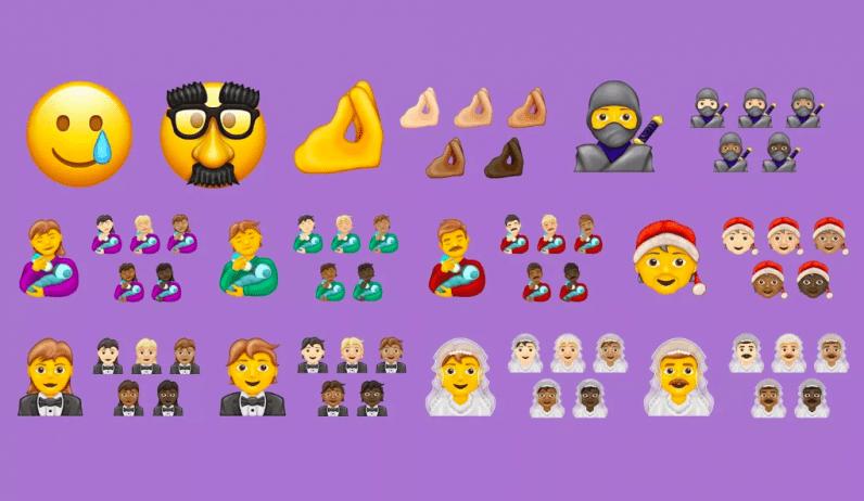 Emoji Unicode 14