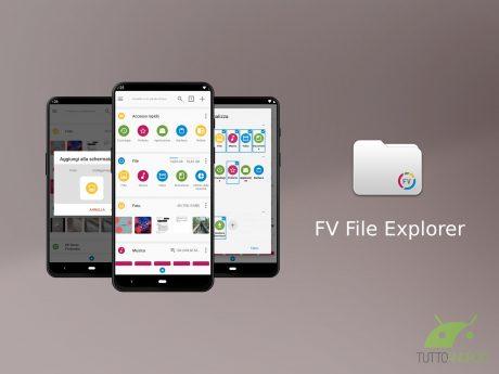 FV File Explorer