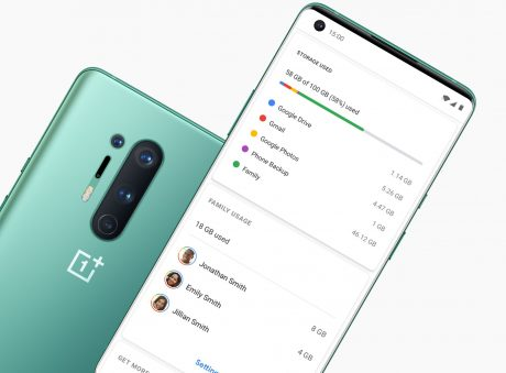 OnePlus 8 Pro Google One