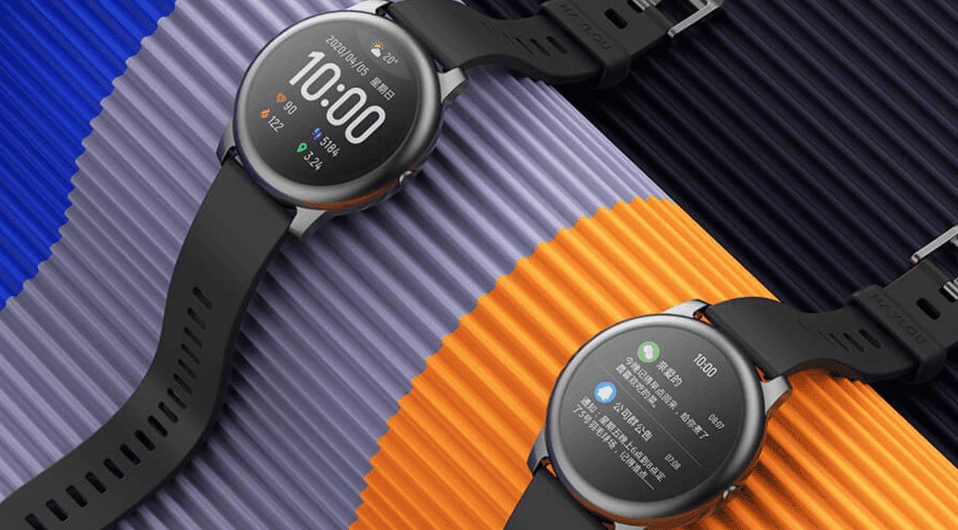 Haylou Solar è lo smartwatch economico con batteria super, c