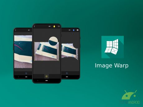 Image Warp