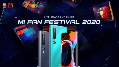 Xiaomi Mi Fan Feastival 2020